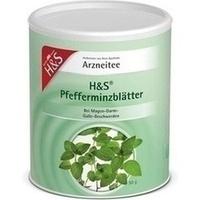 H&S Pfefferminzblätter (loser Tee), 50 G, H&S Tee - Gesellschaft mbH & Co.