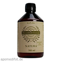 Olivenblattextrakt-NATURA 100% naturrein pur, 500 Milliliter, Sinoplasan AG