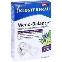 Klosterfrau Meno-Balance, 60 ST, MCM KLOSTERFRAU Vertr. GmbH