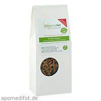 OrganicVet Katze Leckerli Scampi-Snack, 75 G, Organicvet GmbH