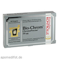Bio-Chrom ChromoPrecise 50ug Pharma Nord, 60 ST, Pharma Nord Vertriebs GmbH