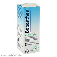 Bepanthen Augentropfen, 10 ML, Bayer Vital GmbH