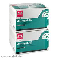 Macrogol AbZ Pulver z. Herst. e. Lsg. z. Einneh., 100 ST, Abz Pharma GmbH