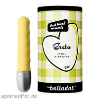 Belladot/Greta Minivibrator gelb, 1 ST, Mangostan - Gold Ltd. & Co. KG
