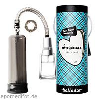 Belladot/Ingemar Penis Pumpe + Penisring, 1 ST, Mangostan - Gold Ltd. & Co. KG