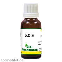 Bachblüten SOS vet, 20 ML, cdVet Naturprodukte GmbH