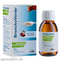 BronchoVerde Saft, 100 ML, Klinge Pharma GmbH