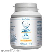 Coenzym Q10 Ubichinon Mono-Kapseln 100mg, 60 ST, Sinoplasan AG