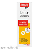 mosquito med Läuse-Shampoo 10, 200 ML, Wepa Apothekenbedarf GmbH & Co. KG