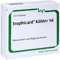 Trophicard Köhler NE, 100 ST, Köhler Pharma GmbH