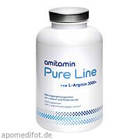 amitamin L-Arginin 3000+, 240 ST, Active Bio Life Science GmbH