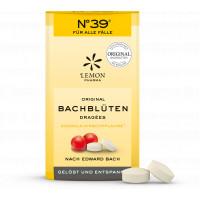 Bachblüten No. 39 Notfall Dragees nach Dr. Bach, 21 G, Lemon Pharma GmbH & Co. KG