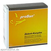 proSan Gelenk-Komplex 30 Sticks + 30 Kapseln, 1 P, Prosan Pharmazeutische Vertriebs GmbH