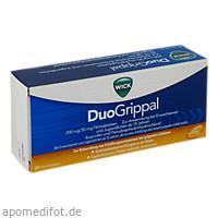 WICK DuoGrippal 200mg/30mg Filmtabletten, 24 ST, Procter & Gamble GmbH