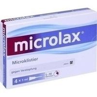 Microlax Rektallösung, 4X5 ML, kohlpharma GmbH