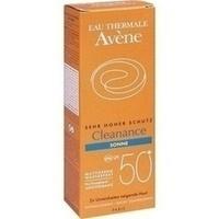 AVENE Cleanance Sonne SPF50+ Emulsion, 50 ML, PIERRE FABRE DERMO KOSMETIK GmbH GB - Avene