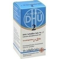 Biochemie DHU 2 Calcium phosphoricum D12, 10 G, Dhu-Arzneimittel GmbH & Co. KG