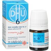 Biochemie DHU 6 Kalium sulfuricum D6, 10 G, Dhu-Arzneimittel GmbH & Co. KG