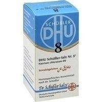 Biochemie DHU 8 Natrium chloratum D6, 10 G, Dhu-Arzneimittel GmbH & Co. KG