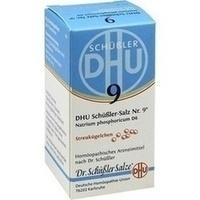 Biochemie DHU 9 Natrium phosphoricum D6, 10 G, Dhu-Arzneimittel GmbH & Co. KG