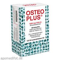 Osteoplus Brausetabletten, 120 ST, Recordati Pharma GmbH