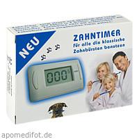 Zahn-Timer Digitale Putzuhr optisch+akustisch, 1 ST, Megadent Deflogrip Gerhard Reeg GmbH