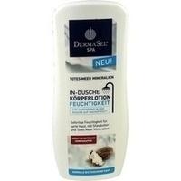 DERMASEL Körperlotion In-Dusche Feuchtigkeit Spa, 250 ML, Fette Pharma AG