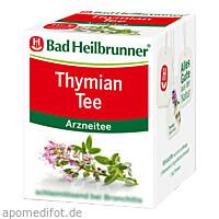 Bad Heilbrunner Thymian Tee, 8X1.4 G, Bad Heilbrunner Naturheilm. GmbH & Co. KG