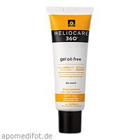 Heliocare 360 Gel oil-free SPF 50, 50 ML, Derma Enzinger GmbH