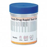 Cleartest Multi Drug Discreet Eco-Test 8-fach, 1 ST, Diaprax GmbH