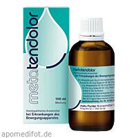 METATENDOLOR, 100 ML, Meta Fackler Arzneimittel GmbH