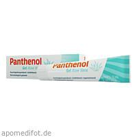 Panthenol Gel Aloe Vera, 40 G, Dr. Gerhard Mann
