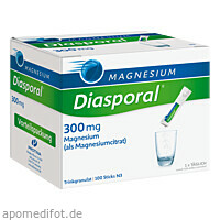 Magnesium-Diasporal 300mg, 100 ST, Protina Pharmazeutische GmbH