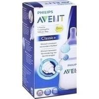 Avent Klassik+ Flasche 125ml 1er Pack, 1 ST, Philips GmbH