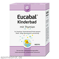 Eucabal Kinderbad mit Thymian, 130 ML, Aristo Pharma GmbH