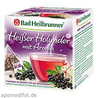 Bad Heilbrunner Heißer Holunder mit Aronia, 15X2.5 G, Bad Heilbrunner Naturheilm. GmbH & Co. KG