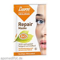 Luvos Heilerde Repair Maske Naturkosmetik, 2X7.5 ML, Heilerde-Gesellschaft Luvos Just GmbH & Co. KG