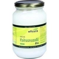 Kokosnussöl Bio, 440 ML, Allcura Naturheilmittel GmbH