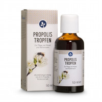 PROPOLIS Tinktur 20%, 50 ML, Aleavedis Naturprodukte GmbH