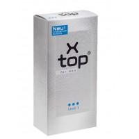 X-TOP for men Schutzhülle b.Blasenschwäche Level 1, 10 ST, McAirlaid's Nordic OÜ