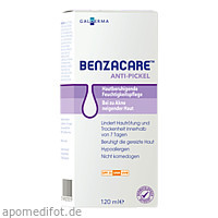 Benzacare Hautberuhigende Feuchtigkeitspflege, 120 ML, Galderma Laboratorium GmbH