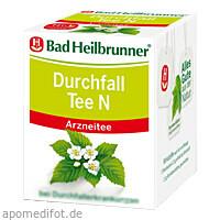 Bad Heilbrunner Durchfall Tee N, 8X1.5 G, Bad Heilbrunner Naturheilm. GmbH & Co. KG
