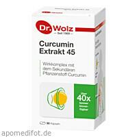 Curcumin Extrakt 45 Dr. Wolz, 90 ST, Dr. Wolz Zell GmbH