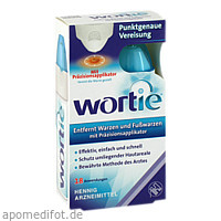 Wortie gegen Warzen und Fußwarzen, 50 ML, Hennig Arzneimittel GmbH & Co. KG