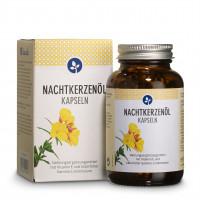 NACHTKERZENÖL KAPSELN 500 mg, 96 ST, Aleavedis Naturprodukte GmbH