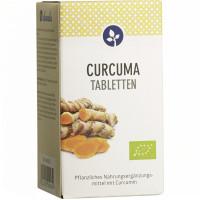 CURCUMA 600mg Bio Tabletten, 100 ST, Aleavedis Naturprodukte GmbH