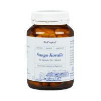 Sango Koralle maritim - 700mg Ca und 300mg Mg, 90 ST, Bioprophyl GmbH