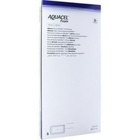 AQUACEL Foam adhäsiv 10x30cm, 5 ST, Convatec (Germany) GmbH