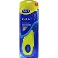 Scholl GelActiv Einlegesohle Everyday Men, 2 ST, Reckitt Benckiser Deutschland GmbH