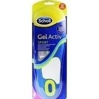 Scholl GelActiv Einlegesohle Sport Women, 2 ST, Reckitt Benckiser Deutschland GmbH